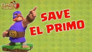 SAVE EL PRIMO IN CLASH OF CLANS , CLASH OF CLANS INDIA