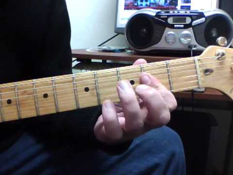 Overkill By Colin Hay Acoustic Guitar Lesson Youtube