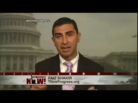 "Faiz Shakir: ""Fear, Inc"" Report Exposes So-Called Experts & Donors Behind Islamaphobia in US"
