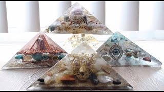 ORGONE ENERGY PYRAMID'S / Avoid Costly Mistakes! 1 of 2