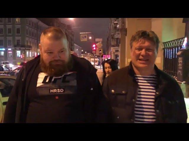 ДАЦИК И ТАКТАРОВ / Бой 2001 года, драка в тюрьме, прогулка по Петербургу