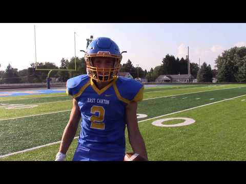 2018 East Canton Hornets Football Hype Video