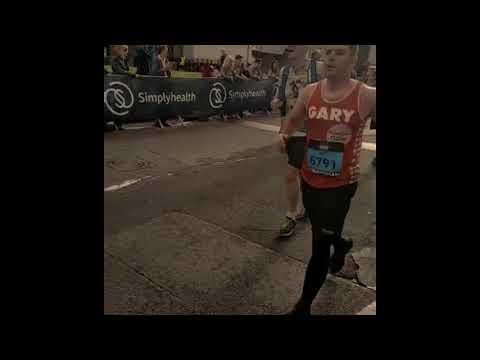 Birmingham International Marathon 2017