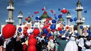 Eid ul Fitr 2014 in London UK & Sylhet Bangladesh SYED