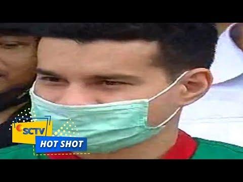 Steve Emmanuel Terancam Hukuman Mati Bawa Karena Narkoba dari Belanda - Hot Shot