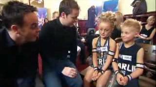 Cheeky Monkeys on Britain's Got Talent 2008 thumbnail