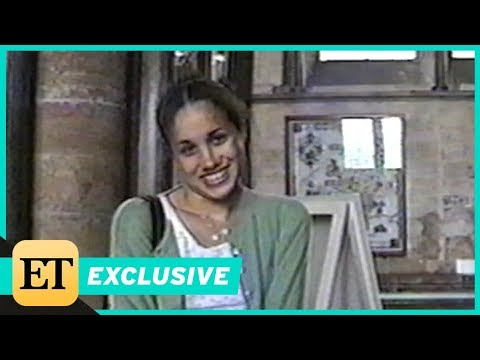 Meghan Markle's European Adventure: Watch Home Movies From Her Teenage Trip Abroad (Exclusive)