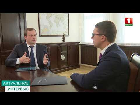 видео: Директор НЦПИ Евгений Коваленко.  Актуальное интервью АТН