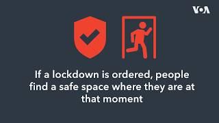 Lockdown vs Shelter In Place vs Self Quarantine