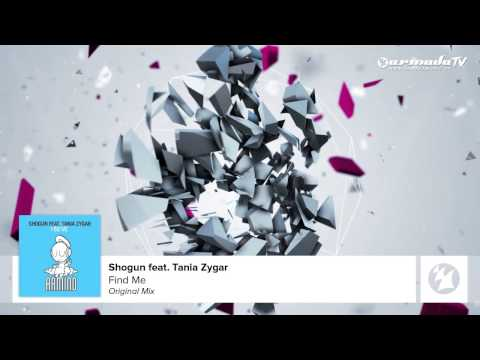 Shogun feat. Tania Zygar - Find Me (Original Mix)