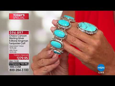 HSN | Chaco Canyon Southwest Jewelry 03.06.2018 - 02 PM