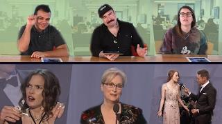 4 Crazy Award Show Moments