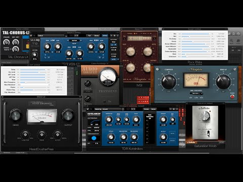 10 Great Free Plugins - Zed Marty | LoudBox Music