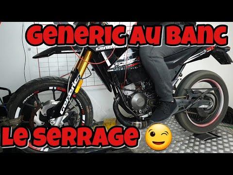 GENERIC AU BANC / LE SERRAGE