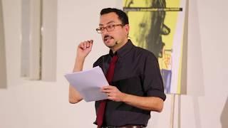 Tackling the Corruption Inside Each of Us | Arto Vaun | TEDxYerevanSalon