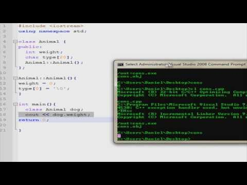 Easy Programming - Beginner C++ Tutorial - Data Structures - Structs ...