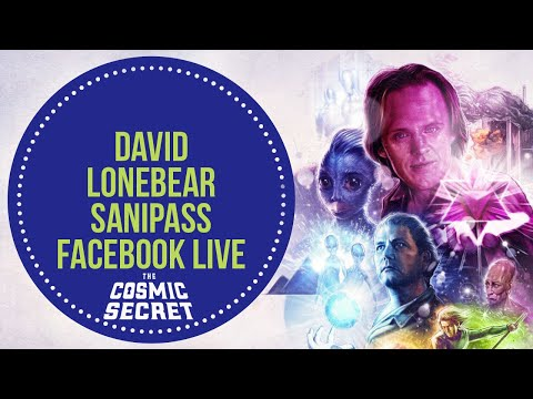 David Lonebear Sanipass - Ancient Star Teachings and the Copper Scrolls