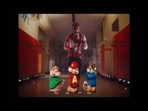 Fetty Wap Wake Up Alvin And The Chipmunks Version