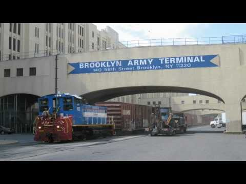 South Brooklyn Marine Terminal Rail Extension Project
