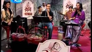 Keno Asha Bedhe Rakhi  Mimi  RTV Live
