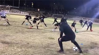 This coach will teach you how to confuse any defender - Oh My Goal