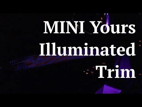 MINI Clubman F54 - MINI Yours Illuminated Trim