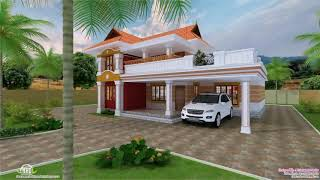 Latest Small House Design 2018