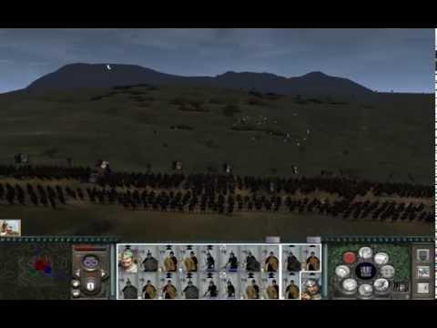 The Cao Clan - Xiahou Dun and Crazy Tiger near Puyang [Episode 9, Very Hard]