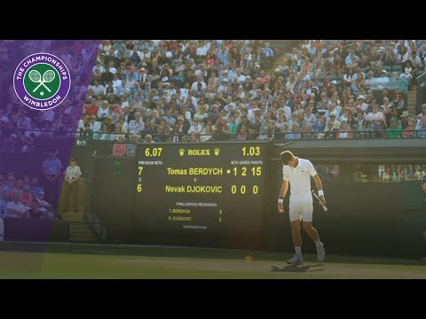 Novak Djokovic forced to retire from Wimbledon 2017 quarter-final against Tomas Berdych