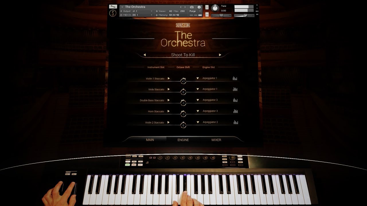 Sonuscore the orchestra walkthrough youtube for House music orchestra