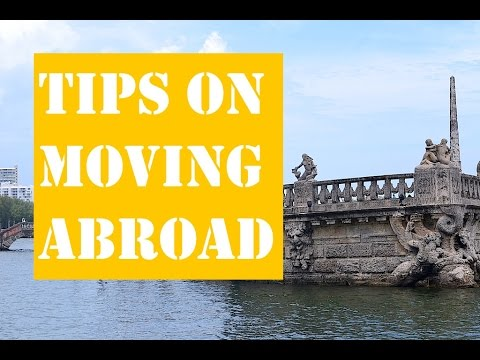 Let's Talk \\ Tips On Starting Anew Abroad