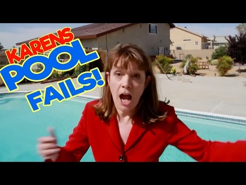 Karen Pool Fails Compilation (with SlowMo)