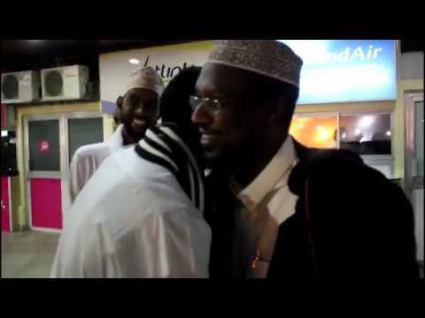 Soo Dhawaynta Sh Mustafa Xaaji Ismaaciil Magaalada Nairobi