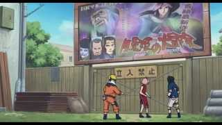 Naruto the Movie: Ninja Clash in the Land of Snow (English Dubbed)