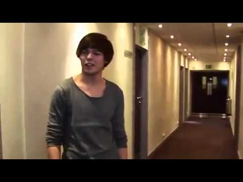"One Direction's ""secret"" video diary - The X Factor 2010"