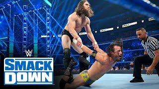 Adam Cole vs. Daniel Bryan – NXT Championship Match: SmackDown, Nov. 1, 2019
