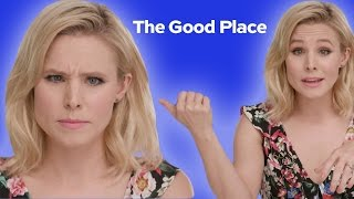 Kristen Bell Takes The Good Person Quiz // Presented By BuzzFeed & NBC's The Good Place