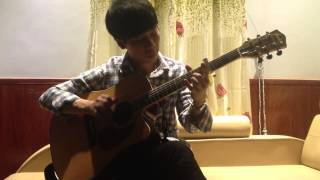 You Are Not Alone - Guitar FingerStyle Anh Tùng