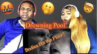 This Is Insane Drowning Pool Bodies Reaction - mp3 مزماركو تحميل اغانى