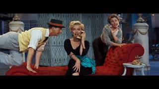 Watch Marilyn Monroe Lazy video