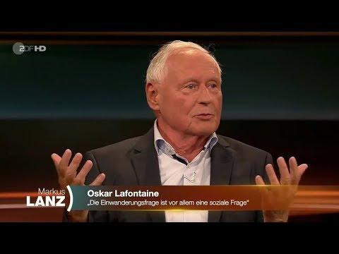 Oskar Lafontaine, der gefährlichste Mann Europas? 11.09.2018 Markus Lanz - Bananenrepublik