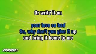 Fleetwood Mac - Need Your Love So Bad - Karaoke Version from Zoom Karaoke