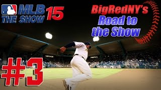 "MLB 15 The Show PS4 Road To The Show - Ep. 3 - ""Graceless"" - (MLB 15 RTTS Gameplay Part 3)"
