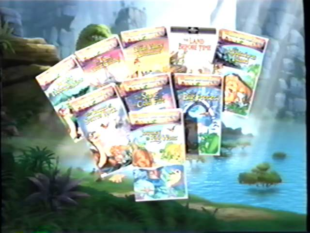 The Land Before Time IX – Journey to Big Water (2002) Promo (VHS Capture)