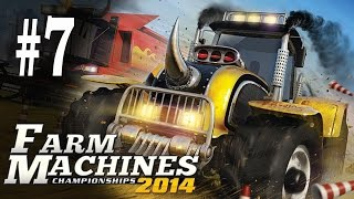 Farm Machines Championships 2014 - Part 7 - Gameplay 1080p 60 fps