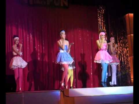 5 พระเอก 5 นางเอก เต้น สุดๆ ในงานช่อง 3