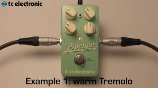 Haiko Heinz - Pipeline Tap Tremolo Demo