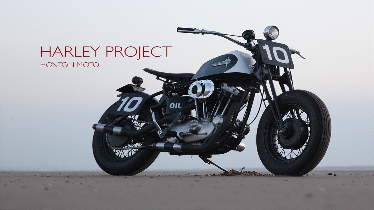 Harley Beach Racer - Ironhead