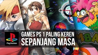5 Game PlayStation PS 1 Terbaik dan Seru yang Bikin Kangen