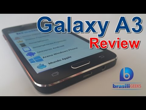 Galaxy A3 - Review
